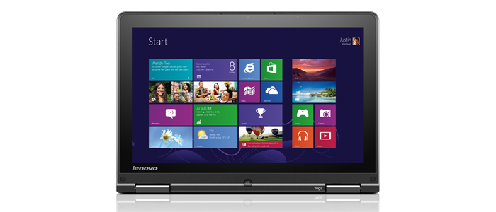 Lenovo ThinkPad S1 Yoga Tablet
