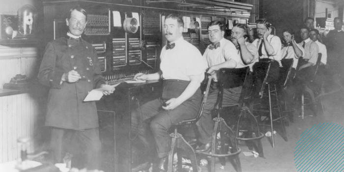 The Telephone Switchboard Connected the Country | StateTech