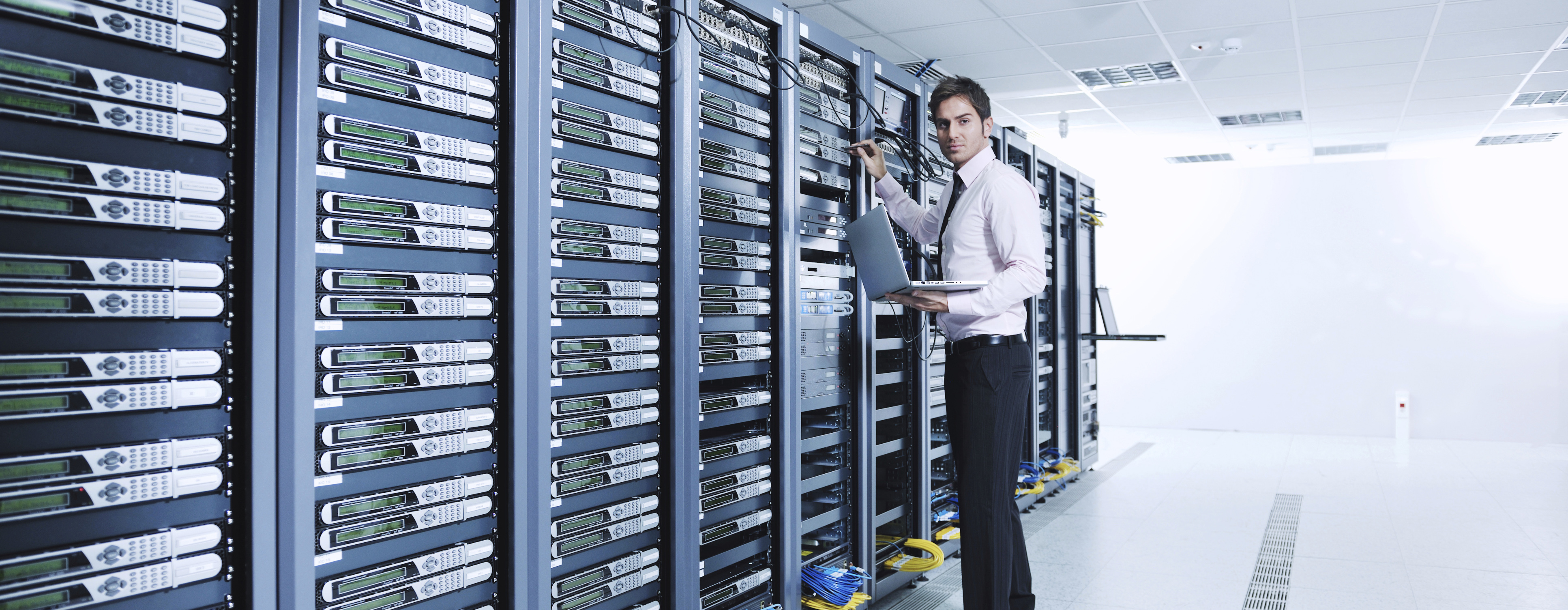 Server Room Photography : States up their data center game statetech magazine