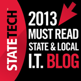 StateTech top 50 IT blogs