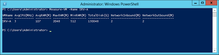 Windows Server 2012 Power Shell
