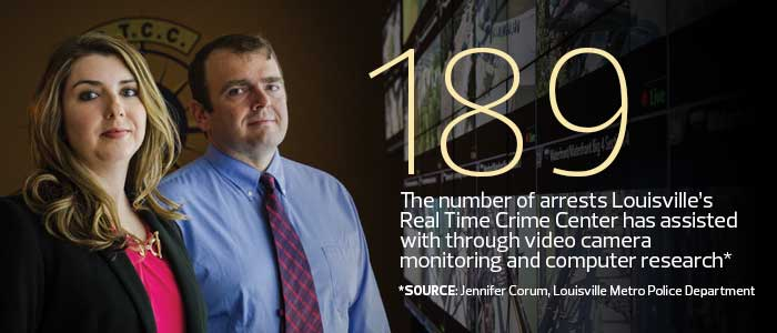 Technology Gives Police and Public Safety Agencies the Upper