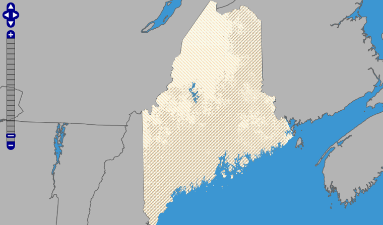 Maine broadband map