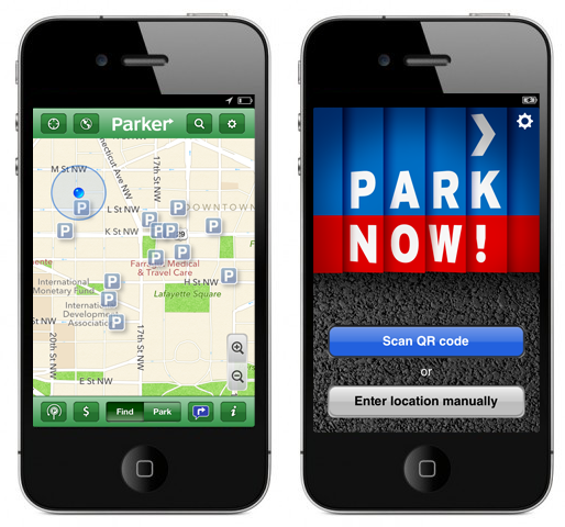 Mobile Parking Apps