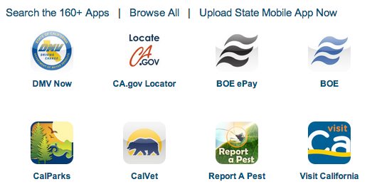NASCIO Mobile App Catalog