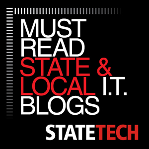 State and Local Technology Blogger Badge 300px