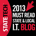 State and Local Technology Blogger Badge