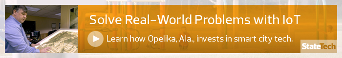 Opelika Alabama smart city