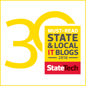 StateTech magazine's 30 Must-Read State and Local IT Blogs 2018