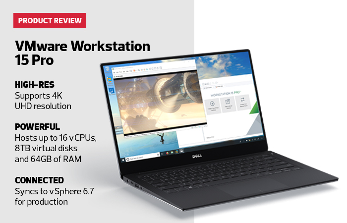 Review: VMware Workstation 15 Pro Impresses by Running Multiple