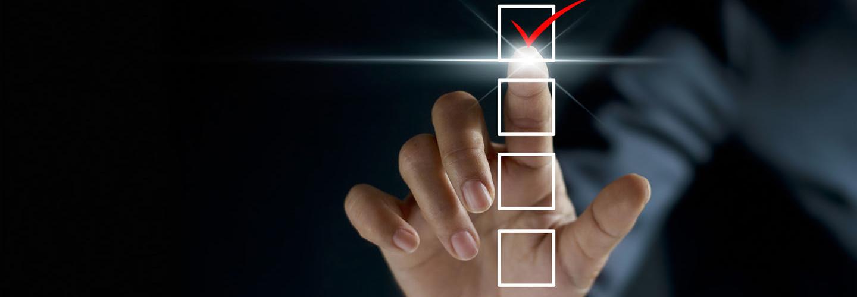 hand checks virtual box