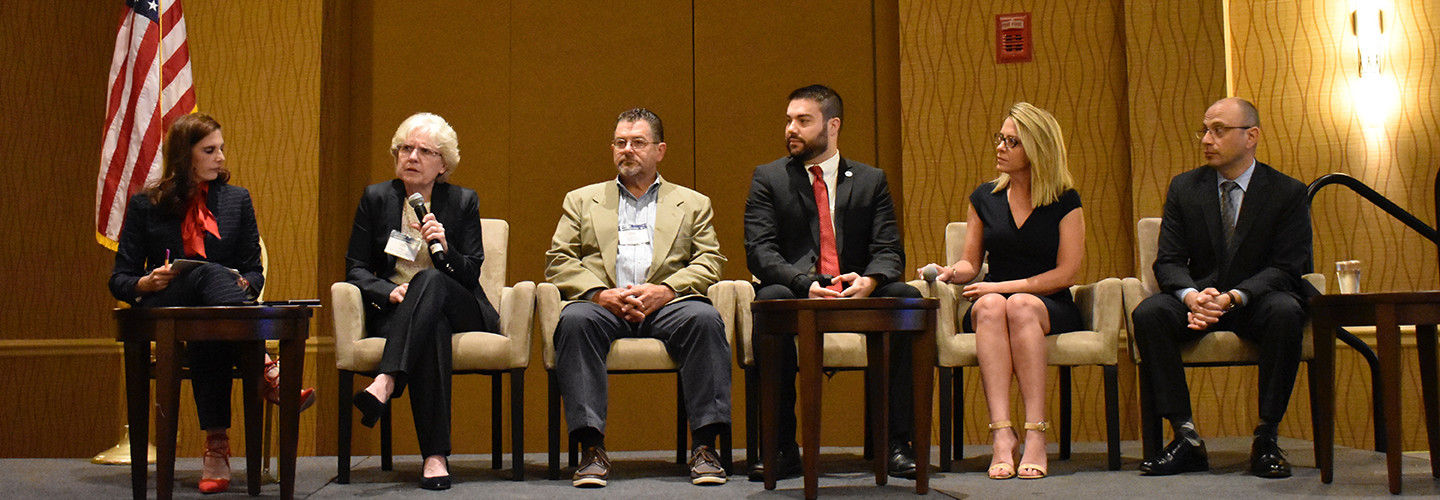 NACo 2018 panel on voting security