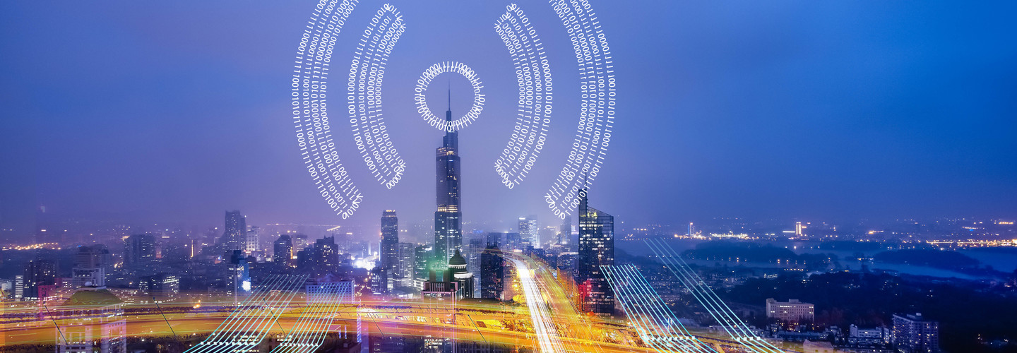 Behind the Scenes, Back-End Equipment Empowers Smart City Capabilities