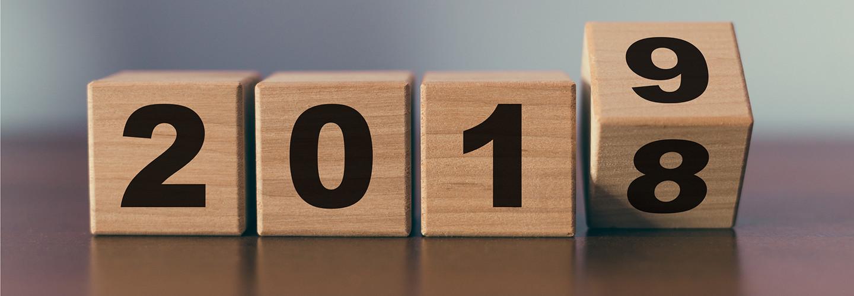 2019 numerals