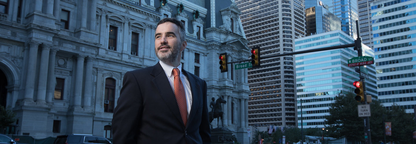 Graham Quinn, Executive Director of Philly311, eliminated antiquated servers, upgraded telephony, and implemented a radically different 311 system by moving to the cloud.