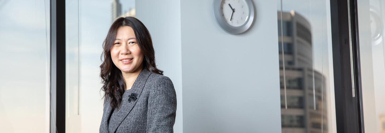 California CIO Amy Tong