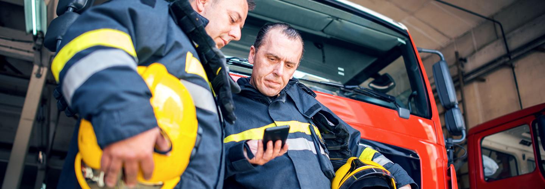 Resultado de imagen para smart communities firefighters