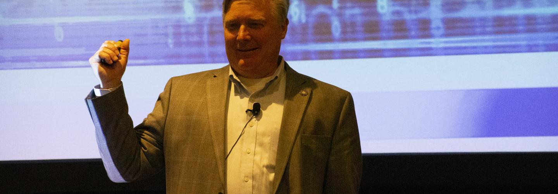 Utah CIO Mike Hussey