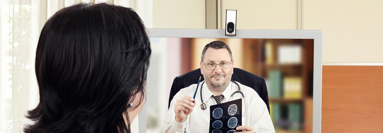 Telepresence and telemedicine