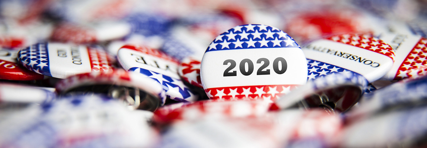 Election 2020 hacking