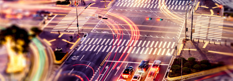 Smart traffic lights