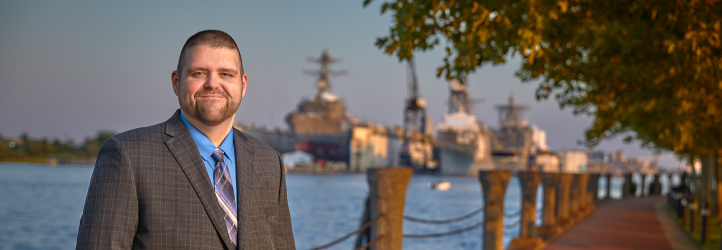 Portsmouth, Va., CIO Daniel Jones seeks network visibility and security at a low cost with SD-WAN solutions.