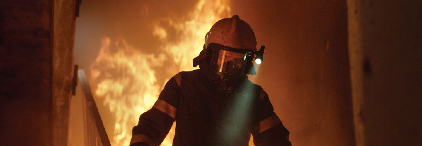 Augmented Reality Fire Masks and Helmets