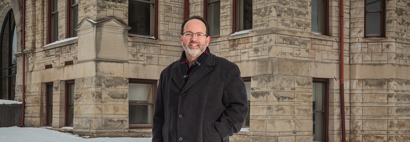 Kerry Collins, Information Systems Director for Michigan's Cass County, unified his county with  a cloud solution.