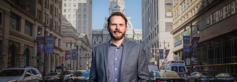 Philadelphia CIO Mark Wheeler