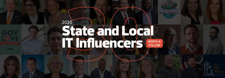 StateTech IT Influencer List 2020