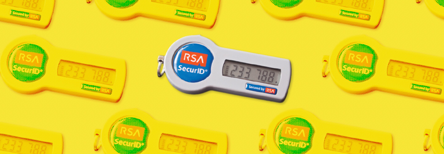 RSA SecurID SID700 hardware token