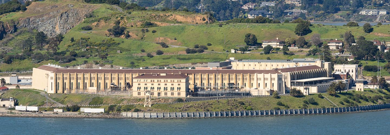 San Quentin State Prison, Marin County, California