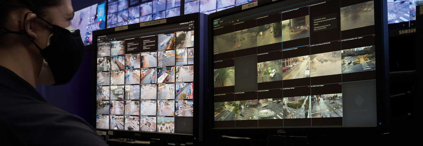 Real-time crime center