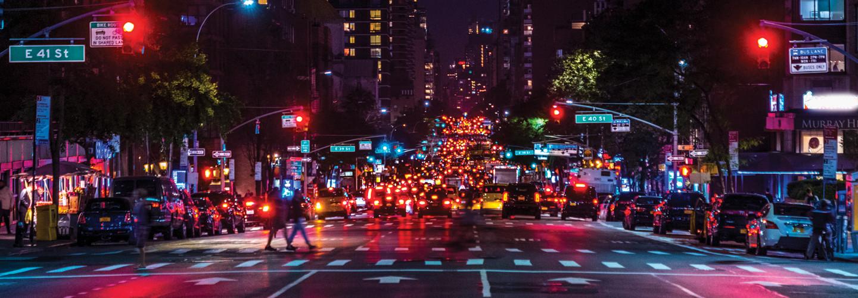 Smart city - New York City