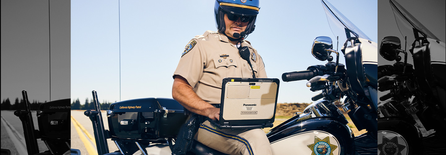 The California Highway Patrol equips officers with new mobility solutions to foster greater transparency and safety.