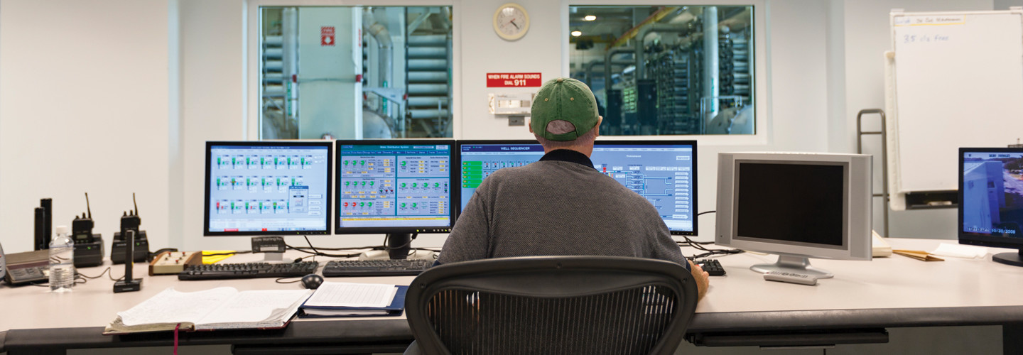 Critical infrastructure monitoring