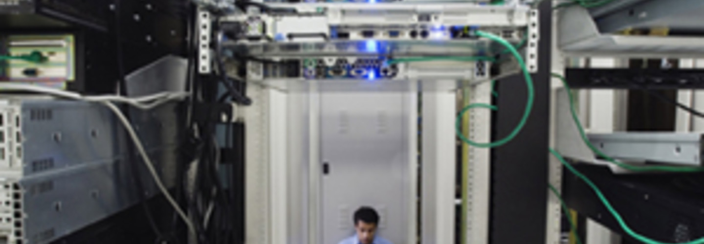 Innovating to Keep Data Centers Cool
