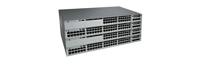 Cisco Catalyst 3850 Series Switch