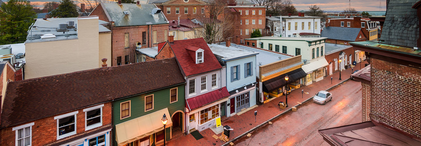 Annapolis Skyline. Photo: Thinkstock Photo