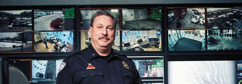 City, County Video Surveillance