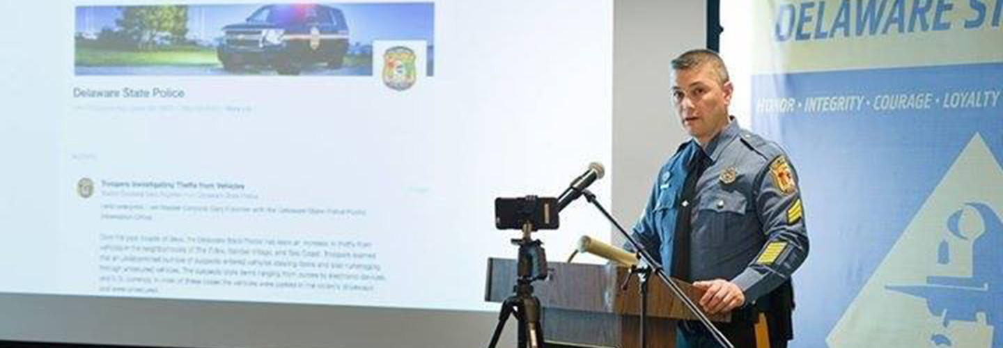 Delaware State Police Explore Neighborhood-Driven Social