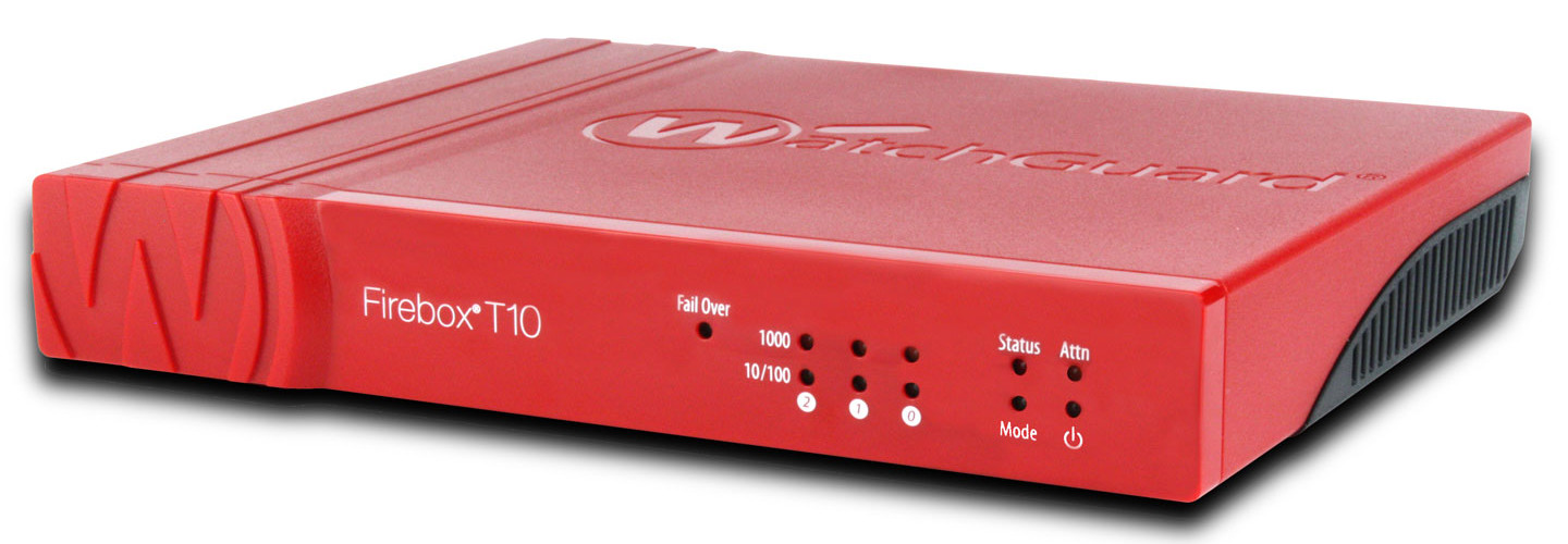 WatchGuard Firebox T10-W
