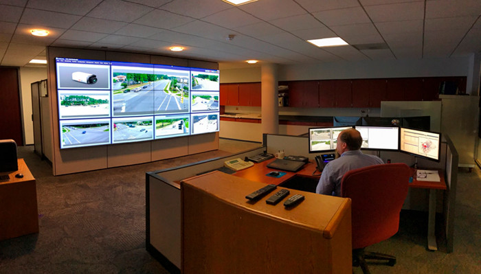 Town of Cary Traffic Management Center