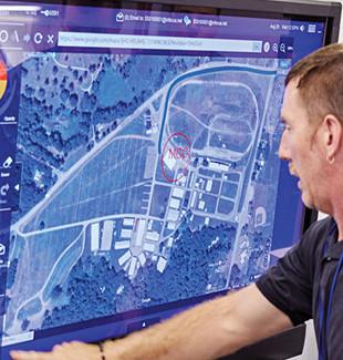 Todd Smith, Senior Communications Officer, Rensselaer County (N.Y.) Bureau of Public Safety