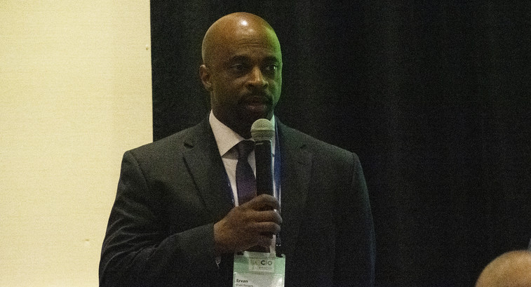 Ohio CIO Ervan Rodgers