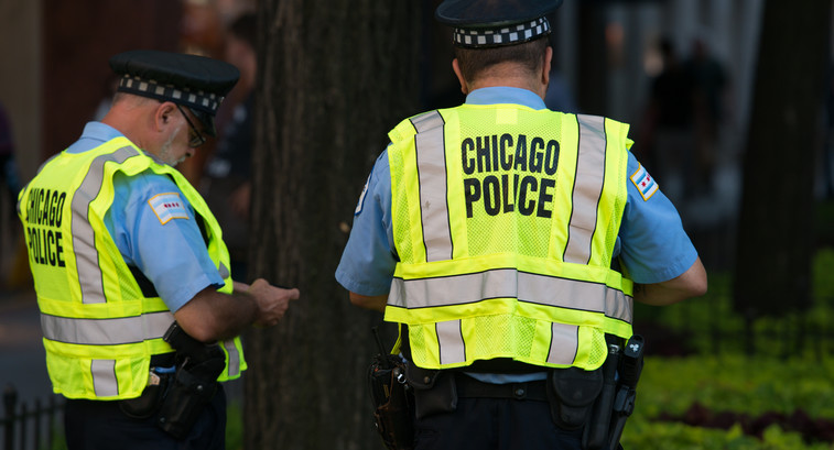 Chicago police officers