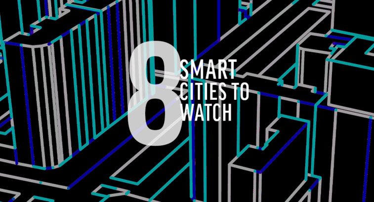 Smart Cities to Watch