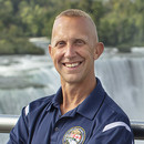 Jonathan Schultz, Emergency Services Director for Niagara County, N.Y.