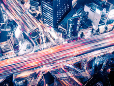 Edge computing for smart cities