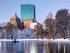 Boston and Verizon smart cities